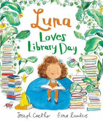 Luna Loves Library Day (HB)