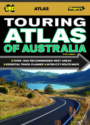 Touring Atlas of Australia 27th
