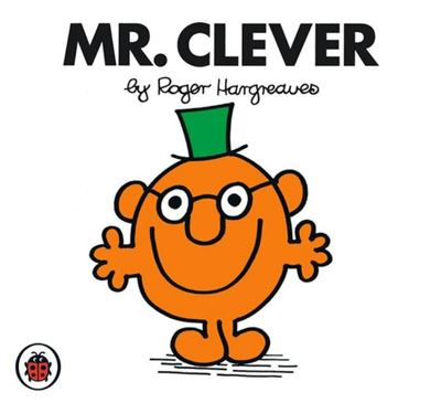 Mr Clever (Mr Men & Little Miss)