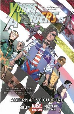 Young Avengers 2 : Alternative Cultures (Marvel Now)