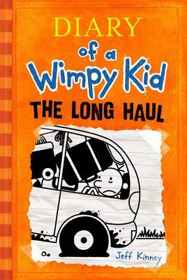 The Long Haul HB (Diary of a Wimpy Kid #9)
