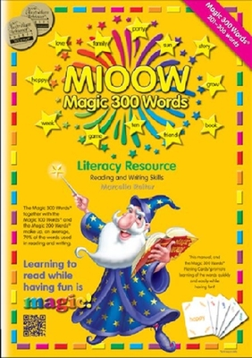 MIOOW More Magic 300 Words Literacy Resource Manual