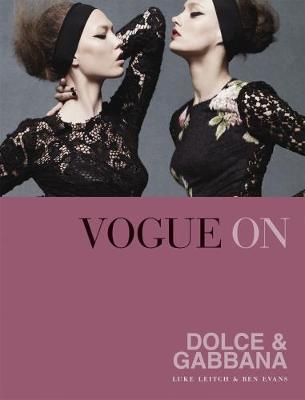 Vogue on Dolce & Gabbana