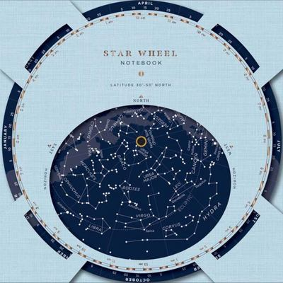 Star Wheel Notebook : A Star Wheel Journal