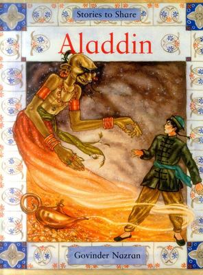 Stories to Share: Aladdin (Giant Size)