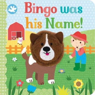 Bingo Was His Name (Finger Puppet Book)