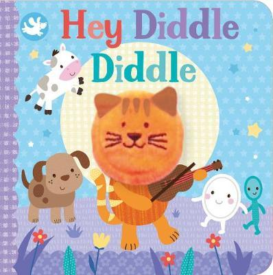 Hey Diddle Diddle (Finger Puppet Book)