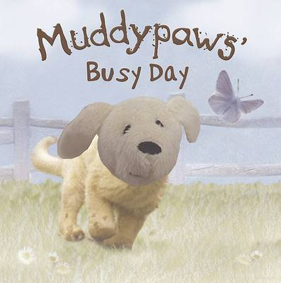 Muddypaw's Busy Day finger puppet book