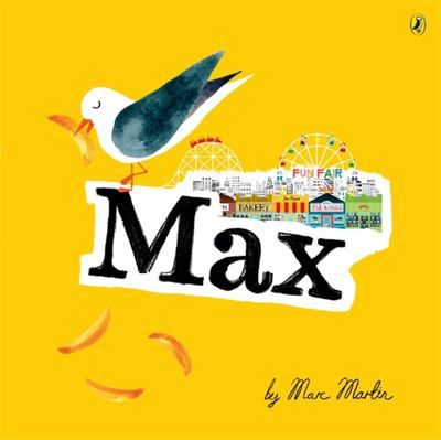 Max the Seagull (PB)