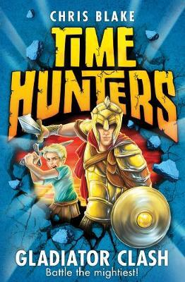Gladiator Clash (Time Hunters #1)