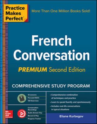 Practice Makes Perfect: French Conversation, Premium