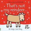 That's Not My Reindeer (Usborne Touchy-Feely)