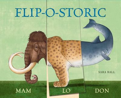 Flip-o-Storic (Board Book)