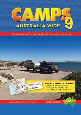 Camps Australia Wide Camps 9 (Perfect Bind)