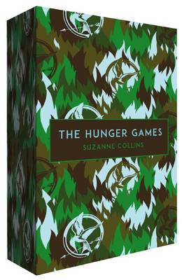 Hunger Games Trilogy Camo Edition Slipcase