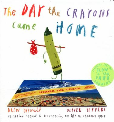 The Day the Crayons Came Home (Board)