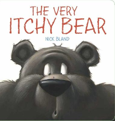 The Very Itchy Bear (Board Book)