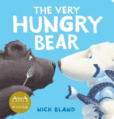 The Very Hungry Bear (Board Book)