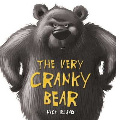 The Very Cranky Bear (Board Book)