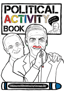 Political Activity Book