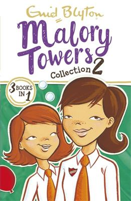 Malory Towers Collection (#4-6)