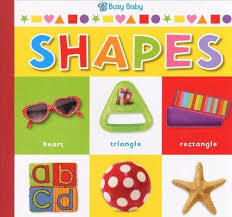 Giant Books: Busy Baby Shapes