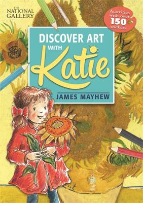 Discover Art with Katie: A National Gallery Sticker Activity Book