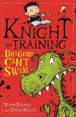 Dragons Can't Swim (Knight in Training #1)