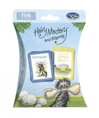 Hairy Maclary and Friends Fish Card Game