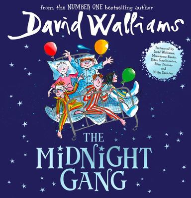 The Midnight Gang (Audio CD)