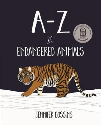 A-Z of Endangered Animals (HB)