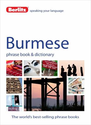 Berlitz Burmese Phrase book & Dictionary