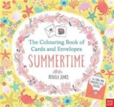 Summertime: The Colouring Book of Cards and Envelopes (National Trust)