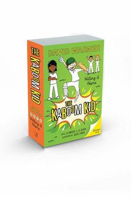 Hitting it Home (Kaboom Kid Books 5-8)