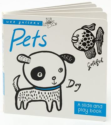 Pets (Wee Gallery Board Books)