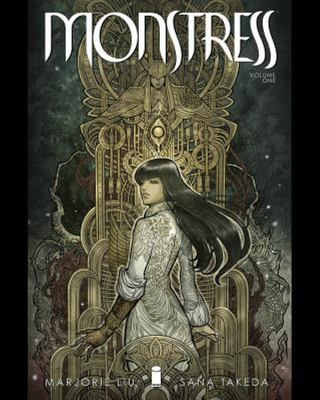 Monstress Vol. 1: Awakening