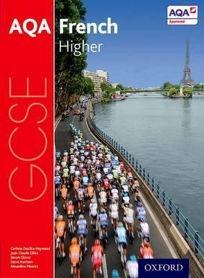 AQA GCSE French for 2016: Higher Student Book
