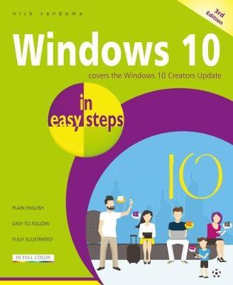 Windows 10 in easy steps, 3rd Edition: Covers the Creators Update