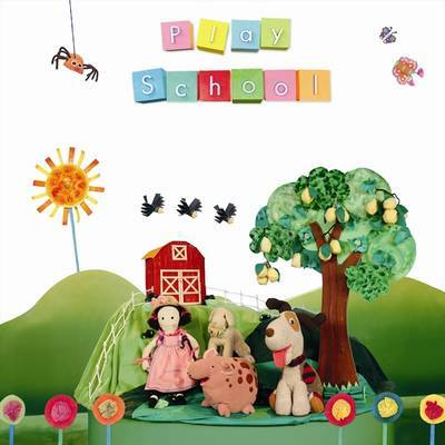 Play School Nursery Rhyme Treasury