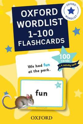 Wordlist First 1-100 Flashcards - Oxford