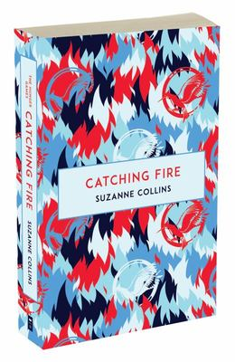 Catching Fire (Hunger Games #2) Camouflage Cover
