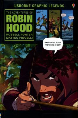 The Adventures of Robin Hood (Usborne Graphic Legends)