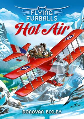 Hot Air (Flying Furballs #2)