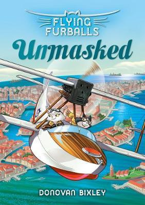 Unmasked (Flying Furballs #3)