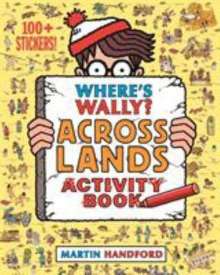 Across Lands (Where's Wally? Activity Book)