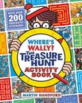 The Treasure Hunt Activity Book (Where's Wally)