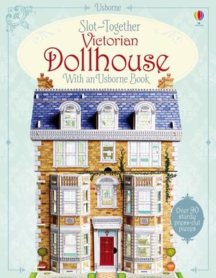 Slot-Together Victorian Dolls House