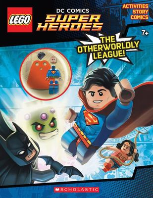 The Otherworldly League! (LEGO DC Super Heroes Activity Book #1)
