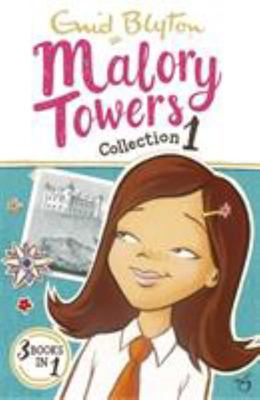 Malory Towers Collection (#1-3)