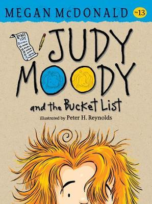 Judy Moody and the Bucket List (#13)